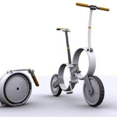 Concept Folding Bike