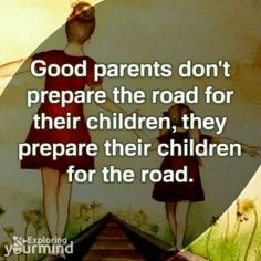 You are a great parent