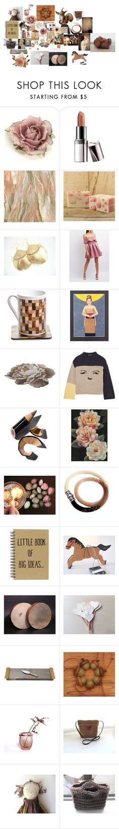 """Mix MORNING"" by talma-vardi ❤ liked on Polyvore featuring interior, interiors, interior design, home, home decor, interior decorating, Monsoon, Sephora Collection, Barry M and Linda Farrow"