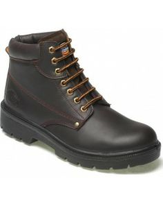 Dickies Antrim Super Safety Boot EN20345 S1 P Sizes 4-13