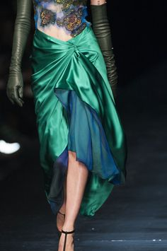 Jean Paul Gaultier at Couture Spring 2014 - StyleBistro