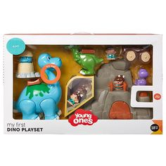 Young Ones My First Dino Playset – Target Australia Futuristic Cars, Young Ones, Toy Chest, Have Fun, Baby Boy, Presents, Clip Art, Baby Shower, Kids