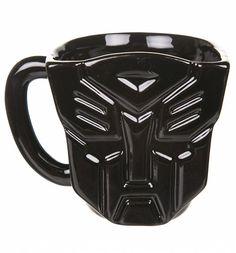 #Transformers #Autobot Shaped #Mug xoxo