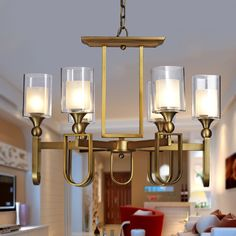 Painted Chandelier, Dining Chandelier, White Chandelier, Chandelier In Living Room, Vintage Chandelier, Glass Chandelier, Modern Chandelier, Chandelier Lighting, Decorative Chandelier