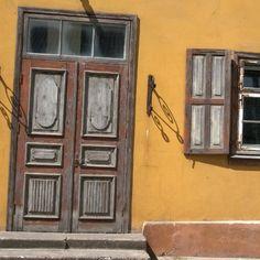 #Kurland #Latvia #Kuldiga #July #yellow