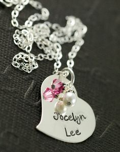 i want this with devins name...mothers day!!!!!!!