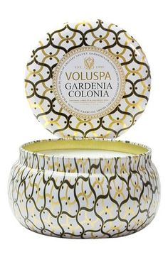 Voluspa candles are the dreamiest!