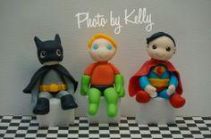 小孩們都會喜歡穿超人衣!