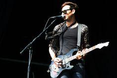 Jamie Hince aka Hotel Lead guitarist for The Kills Epic Trailer, Alison Mosshart, Gary Numan, Apollo Theater, The Mighty Boosh, Comedy Tv, Jack White, Punk, Concert
