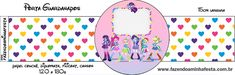 Equestria Girls, My Little Pony Party, Map, Printables, Popcorn Bucket, Location Map, Print Templates, Maps