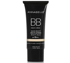 I'm a big supporter of a great tinted moisturizer over a heavier foundation any day, even for red carpets. I've been a victim of cake-face too many times and learned the hard way! To me, the more natural the better, and Annabelle's BB Cream Multi-Action Beauty Balm is the silkiest tinted moisturizer I've tried, with the most amount of coverage. It does the job without looking and feeling like a mask.$16 via StyleListCanada