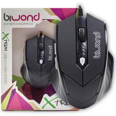 Estas navidades puedes encontrarlo en nuestra web. Raton Gaming Xtrem Biwond
