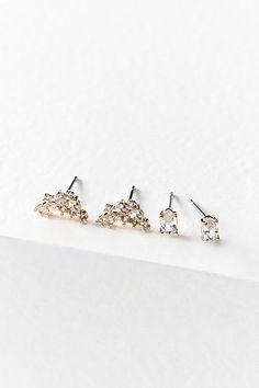 Tatiana Post Earring Set