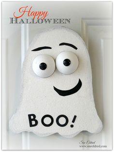 Smoothfoam halloween ghost decoration