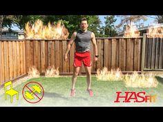 15 Min Tabata Workout - HASfit Metabolic Fire w/ Coach Kozak - Tabata Training Workouts - YouTube