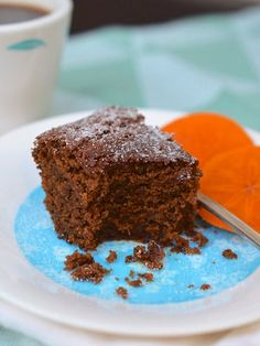 What are the holidays without wheat, dairy, eggs, and refined sugar? Pretty dreary, I imagined — until I came up with this moist, richly flavored gingerbread cake that I will be happily baking for months, if not years, to come.