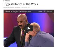 """Video: """"Pot"""" tops """"church"""" on Family Feud"""