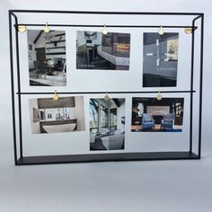 Multi-photo Frame from Glass House for $50.00