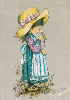 Shop PrettyPostcards European vintage postcards, books and toys Holly Hobbie, Vintage Cards, Vintage Postcards, Coloring Books, Coloring Pages, Mary May, Sarah Key, Tatty Teddy, Cute Illustration