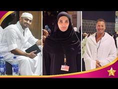 نجوم ومشاهير بملابس الإحرام يؤدون العمرة.. ربما لا تعرفهم!