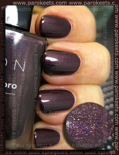 Avon Nailwear Pro - Night Violet contact me to order. youravon.com/abertucci