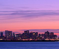 """Boston Harbor Cruise at Sunset: """"We ALL agree on this one!"""""""
