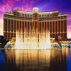 Bellagio, Las Vegas, Nevada... Stayed here on our Honeymoon, but would love to go back soon!!!