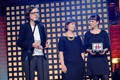"""W kategorii """"Kultura w sieci"""" nagrodzony został projekt """"Otwarta Zachęta""""."""