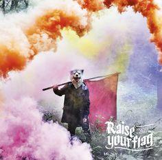 ニューシングル「Raise your flag」 収録内容とアートワークを一挙公開!! | MAN WITH A MISSION