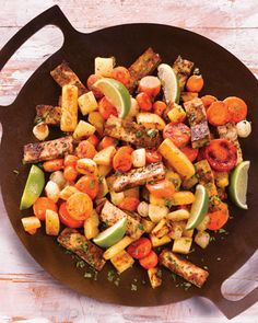 Maukas kasvisruoka helposti ja nopeasti Muurikalla.