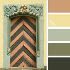Color Palette No. 2439