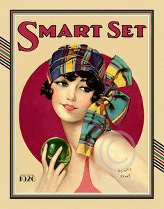 Gorgeous Art Deco Henry Clive Rare Smart by DragonflyMeadowsArt, $18.00