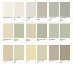 Ideas For House Interior Colors Paint Colours Farrow Ball Room Colors, Wall Colors, House Colors, Farrow Ball, Cornforth White Living Room, Cornforth White Farrow And Ball, Pintura Exterior, Modern Country Style, Grey Paint Colors