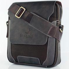 Pánská kožená taška SPARTAN brave warrior Brave, Box, Shopping, Fashion, Moda, Snare Drum, Fashion Styles, Fashion Illustrations