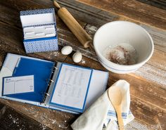 Give your recipe cards a stylish update you can appreciate!