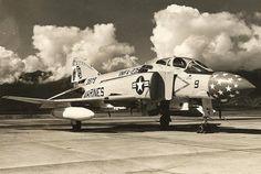 F-4 Phantom II #flickr #plane #1975