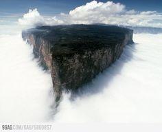 The Mount Roraima