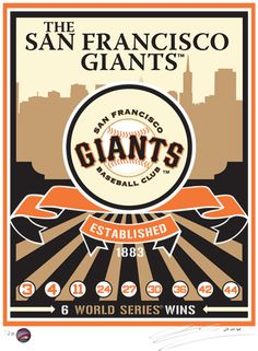SF Giants by @sportspropaganda