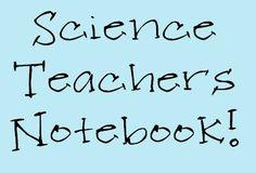 Science ~ Teachers Notebook Elementary Items!