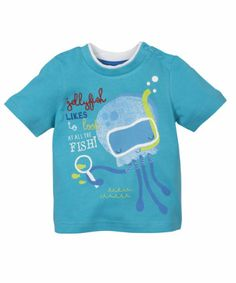 Mothercare Jelly Fish T-Shirt by Wendy Cooke