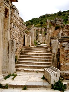 Ephesus, Turkey ...I am trying to plan my day here!