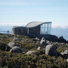 Mt Wellington Summit, Hobart, Tasmania