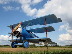 #flickr #triplane #Fokker #WW1 #replica