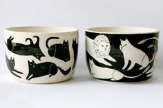 Keep Company Ceramics - Illustration by Jen Collins