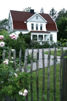aplaceforustodream:  Huvudsta Villa, Sweden