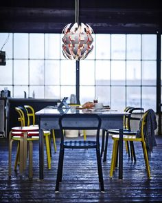 'Exploding' Pendant Lamp by David Wahl for the IKEA PS 2014 Collection - Homeli