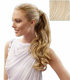 """Hairuwear 23"""" Wrap Around Ponytail Extension for E! Live From The Red Carpet Golden Wheat Ulta.com - Cosmetics, Fragrance, Salon and Beauty ..."""