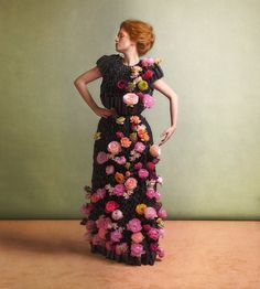 The Green Gallery - Flowers - Fashion - Studio Aandacht - Koen Hauser.  FloraQueen France 633952d1182b