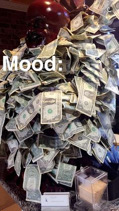 Discovered by Nuru Angie. Find images and videos on We Heart It - the app to get lost in what you love. Money Girl, Mo Money, Ways To Get Money, Money On My Mind, Money Pictures, Money Stacks, Money Affirmations, Life Goals, Rich Life