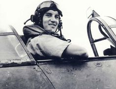 Richard John (Dickie) Cork DSO, DSC (4 April 1917 – 14 April 1944) was a fighter ace in the Fleet Air Arm of the Royal Navy during the Second World War. Cork, a naval officer, served in the Battle of Britain as the wingman for Douglas Bader in No. 242 Squadron Royal Air Force.  He had 11 Aerial Victories.